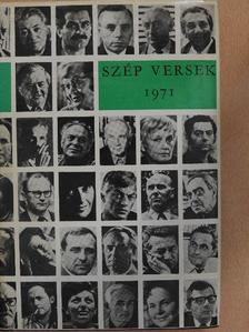 Ágh István - Szép versek 1971 [antikvár]