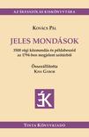 Kovács Pál - Jeles mondások