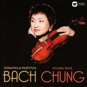 Bach - SONATAS & PARTITAS 2CD KYUNG WA CHUNG