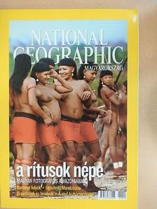 Brook Larmer - National Geographic Magyarország 2006. szeptember [antikvár]