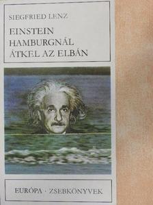 Siegfried Lenz - Einstein Hamburgnál átkel az Elbán [antikvár]