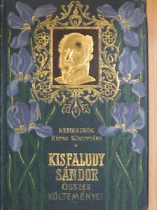 Kisfaludy Sándor - Kisfaludy Sándor összes költeményei I. (töredék) [antikvár]