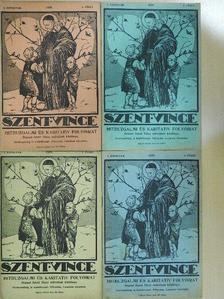 Ceska Tamás - Szent Vince 1929. 1-4. [antikvár]