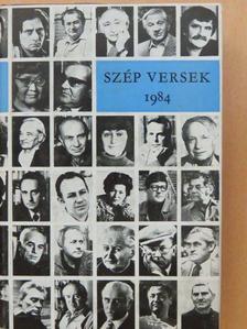 Ágh István - Szép versek 1984 [antikvár]