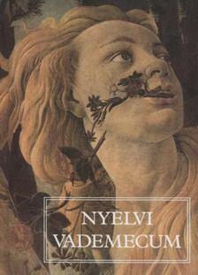 Tótfalusi István - Nyelvi vademecum [antikvár]