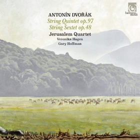 DVORAK - STRING QUINTET OP.97 CD