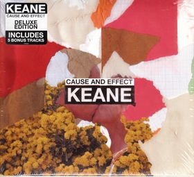 KEANE - CAUSE AND EFFECT CD KEANE - DELUXE EDITION