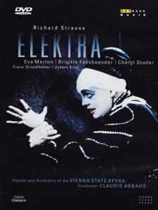 STRAUSS RICHARD - ELEKTRA DVD (LIVE) MARTON, FASSBAENDER, ABBADO