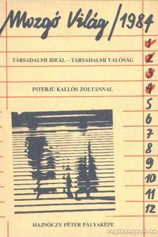 P. Szűcs Julianna - Mozgó világ 1984/4. [antikvár]