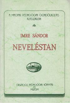 Imre Sándor - Neveléstan [antikvár]