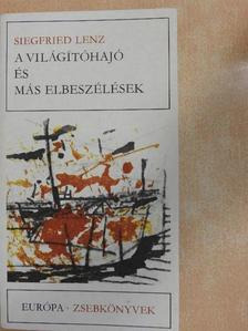 Siegfried Lenz - A világítóhajó és más elbeszélések [antikvár]