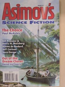 Bill Pronzini - Asimov's Science Fiction February 2011 [antikvár]