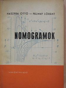 Haszpra Ottó - Nomogramok (dedikált példány) [antikvár]