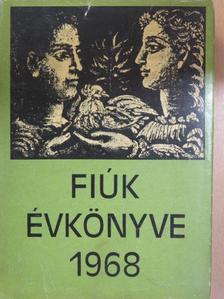 A. Prokofjev - Fiúk Évkönyve 1968 [antikvár]