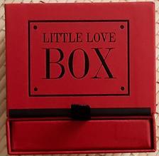 Félegyházy Anna - Little Love Box párkapcsolati kártyajáték - bordó