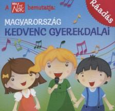 MAGYARORSZÁG KEDVENC GYEREKDALAI-RÁADÁS CD 28 GYEREKDAL