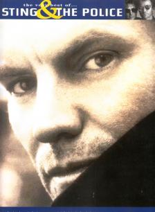 STING-POLICE - THE VERY BEST OF STING AND THE POLICE FOR PIANO,VOICE AND GUITAR