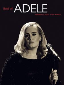 ADELE - ADELE. BEST OF, ARRANGED FOR PIANO, VOICE & GUITAR