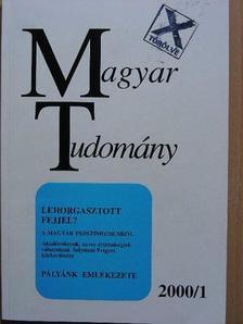 Csató Éva - Magyar Tudomány 2000. január [antikvár]