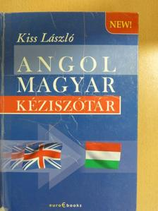 Kiss László - Angol-magyar kéziszótár [antikvár]