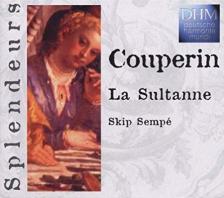 COUPERIN - LA SULTANNE CD SKIP SEMPÉ