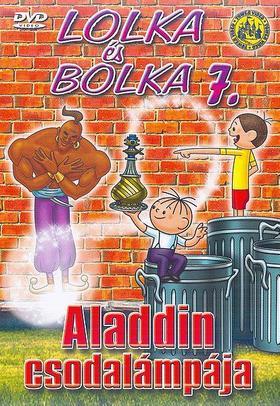 .- - Lolka és Bolka: Aladdin csodalámpája