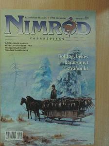 Dr. Czerny Károly - Nimród 1999. december [antikvár]