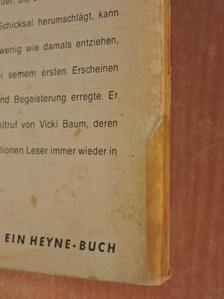 Vicki Baum - stud. chem. Helene Willfüer [antikvár]