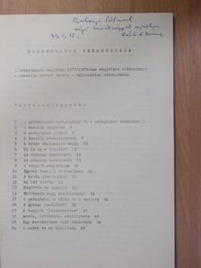 Lénárd Ferenc - Mindennapok pedagógiája (dedikált példány) [antikvár]