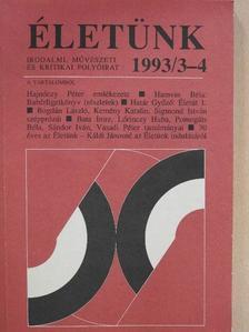Bata Imre - Életünk 1993. március-április [antikvár]