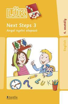 T?r?k ?gnes szerk - Next Steps 3 - Angol nyelvtani alapozó