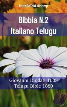 TruthBeTold Ministry, Joern Andre Halseth, Giovanni Diodati - Bibbia N.2 Italiano Telugu [eKönyv: epub, mobi]