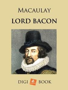 MACAULAY - Lord Bacon [eKönyv: epub, mobi]