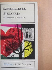 Eugéne Ionesco - Szerelmesek éjszakája [antikvár]