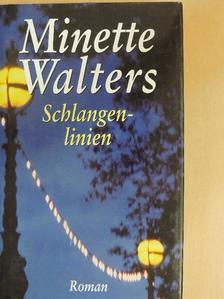 Minette Walters - Schlangenlinien [antikvár]