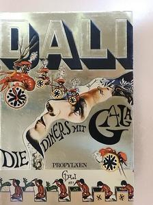 Salvador Dalí - Die Diners mit Gala [antikvár]