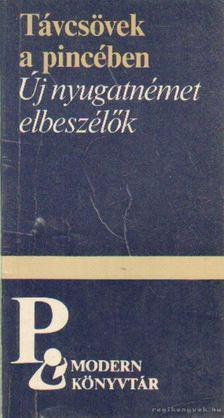Márton László - Távcsövek a pincében [antikvár]