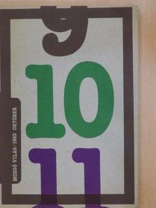 Határ Győző - Mozgó Világ 1983. október [antikvár]
