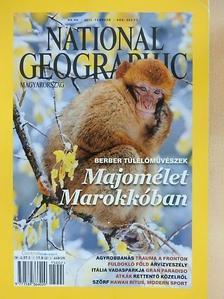Bordás Veronika - National Geographic Magyarország 2015. február [antikvár]