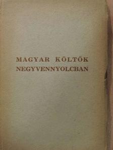 Arany János - Magyar költők negyvennyolcban [antikvár]