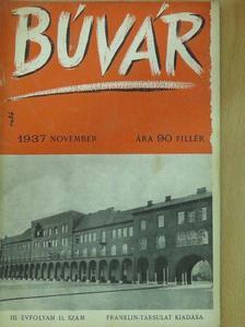 Arady István - Búvár 1937. november [antikvár]