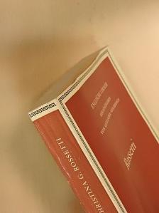 Christina Georgina Rossetti - Gedichte und Balladen/Ausgewählte Gedichte [antikvár]