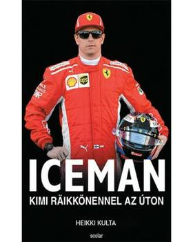 Heikki Kulta - Iceman - Kimi Räikkönennel az úton