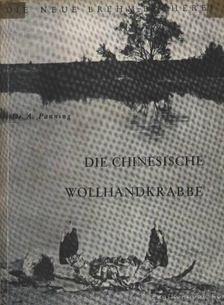 Panning, Dr. A. - Die chinesische Wollhandkrabbe (A gyapjasollós rák) [antikvár]
