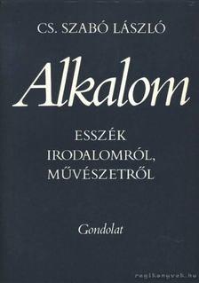 Cs. Szabó László - Alkalom [antikvár]