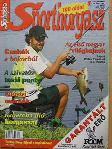 Sporthorgász 2001., 2003., 2004. (vegyes számok) [antikvár]