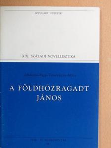 Gárdonyi Géza - A földhözragadt János [antikvár]