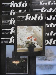 Dr. Szakács Margit - Fotó 1987. január-december [antikvár]