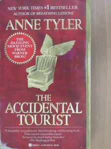 Anne Tyler - The Accidental Tourist [antikvár]