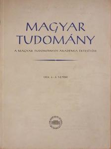 Bognár Rezső - Magyar Tudomány 1956. (nem teljes évfolyam) [antikvár]